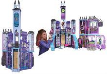 Mattel Monster High Straszyceum Szkoła Megazestaw Deluxe XXL CMF91