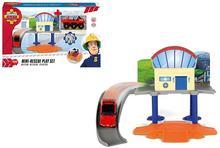 Simba Toys Strażak Sam Stacja ratownicza + autko