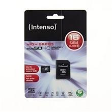 Intenso MicroSDHC Class 10 16GB