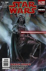 Egmont Jason Aaron, John Cassaday Star Wars Komiks 2/2015 Darth Vader i jego wojna z rebelią