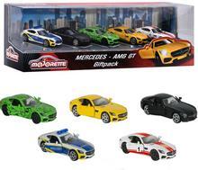 Majorette Mercedes AMG GT zestaw pojazdów 2053163 2053163
