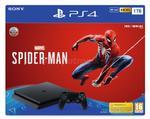 Sony Playstation 4 Slim 1TB + Spider-Man