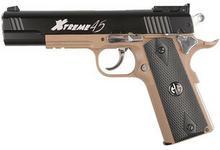 G&G TAJWAN Replika pistoletu Xtreme 45 - half-tan (GIG-02-012170) GIG-02-012170
