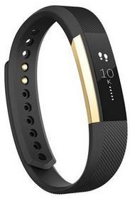 Fitbit Alta S czarno-złoty