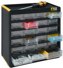 Allit Plastikowe szafki z pojemnikami