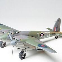 Tamiya Brytyjski samolot dwusilnikowy Mosquito FB Mk.VI/NF Mk.II 61062