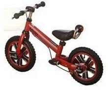Mini Cooper Rower biegowy czerwony