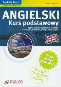 Edgard Angielski Kurs Podstawowy - Nowa Edycja + CD - Praca zbiorowa