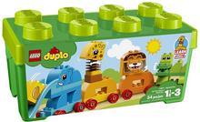 LEGO DUPLO 10863 DUPLO Pociąg ze zwierzątkami 12476-uniw