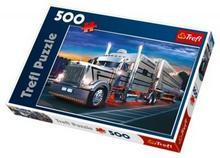 Trefl Srebrna Ciężarówka - 37121