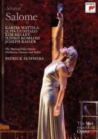 Strauss Salome Metropolitan Opera) DVD) Karita Mattila The Metropolitan Opera Lucy Schaufer