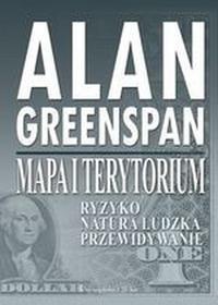 Prószyński Mapa i terytorium - Alan Greenspan