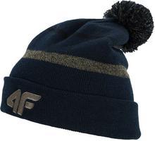 4F Dwustronna czapka męska termoaktywna CAM009