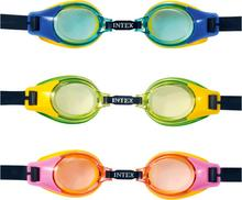 Intex Okulary do pływania Junior 3 kolory 55601
