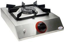 Egaz Nastolna kuchenka gastronomiczna, gazowa 1-palnikowa, 4,5 kW   KG-41 KG41
