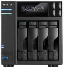 ASUSTOR Sieciowy serwer plików nas asustor as7004t-i5 4-dyskowy tower