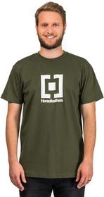 Horsefeathers t-shirt BASE T-SHIRT cypress)