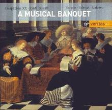 A Musical Banquet Schein Scheidt Gabrieli Hesperion XX Jordi Savall