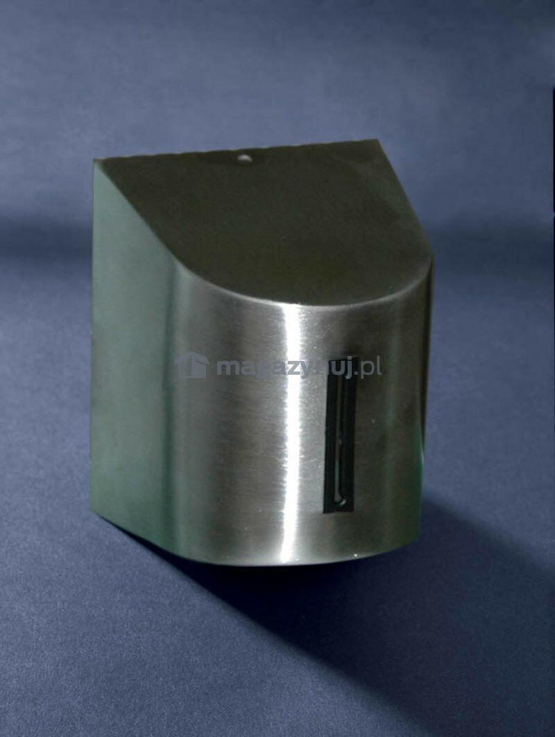 Tensator Rozwijana taśma ostrzegawcza + kaseta MIDI na śruby, ze stali nierdzewnej, zapięcie przeciwpaniczne (Długość 3,5 m)