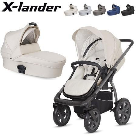 X-lander X-Pulse 2w1 Daylight Beige