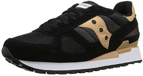 świetne dopasowanie przedstawianie 50% ceny Saucony Saucony Jazz oryginalne Men męskie sneakersy, kolor:  czarny/brązowy, rozmiar: 39 B000I4QMMS