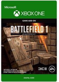 Battlefield 1 40 Pakiety Bojowe XONE wersja cyfrowa