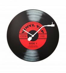 Nextime Zegar ścienny Vinyl Tap 8141