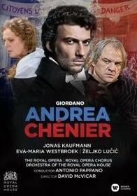 Giordano Andrea Chenier DVD) Royal Opera House