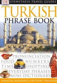 Dorling Kindersley Turcja rozmówki Dorling Kinderslay Turkish Phrasebook