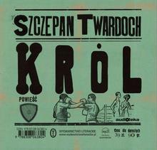 Wydawnictwo Literackie Król (audiobook CD) - Szczepan Twardoch