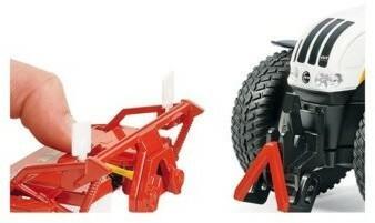 Siku Traktor Steyr 6240 CVT 3286