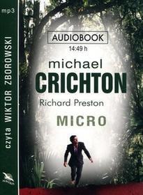 Micro (audiobook CD) - Michael Crichton