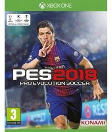 Pro Evolution Soccer 2018 XONE