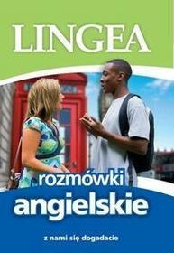 LINGEA Rozmówki angielskie - Lingea