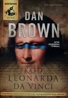 Kod Leonarda da Vinci książka audio MP3 Dan Brown