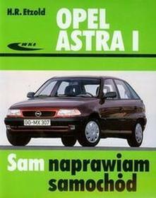 Wydawnictwa Komunikacji i Łączności WKŁOpel Astra I Sam naprawiam samochód - Hans Rudiger Etzold