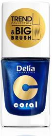 Delia TC13 Coral TREND COLLECTION Lakier do paznokci 11ml