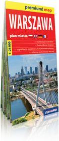 ExpressMap premium!map. Warszawa. Plan miasta 1:26 000 praca zbiorowa