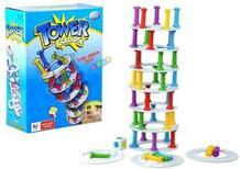 Lean Krzywa Wieża z Kolumnami
