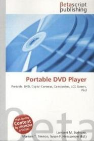 Betascript Publishing Portable DVD Player