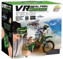 Cobi Real Feel Gogle VR 3D Motocross kierownica
