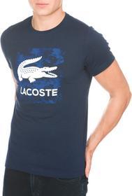 Lacoste T-shirt Niebieski L (170724)