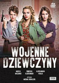 Wojenne dziewczyny DVD) Telewizja Polska