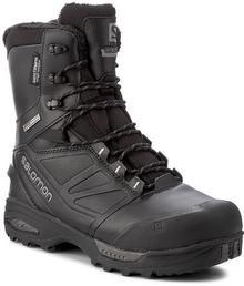Salomon Śniegowce Toundra Pro Cswp 381318 Black/Black/Autobahn