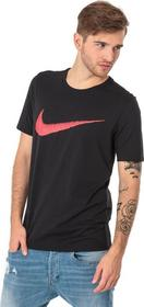 Nike Koszulka męska Hangtag Swoosh czarny roz M 707456-010)
