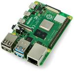 Raspberry PI 4 model B WiFi DualBand Bluetooth 2GB RAM 1,5GHz RPI-14646