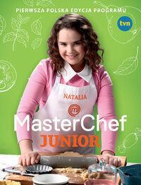 Burda książki Masterchef Junior Książka - Opracowanie zbiorowe