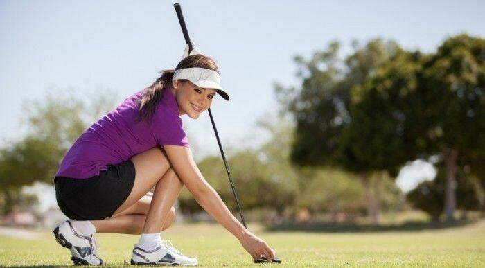 Dzień z golfem - Zielona Góra