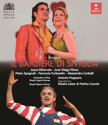 Rossini Il Varbiere Di Siviglia DVD) Joyce Didonato Juan Diego Florez