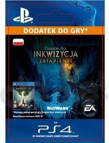 Dragon Age Inkwizycja Zstąpienie DLC PS4 wersja cyfrowa